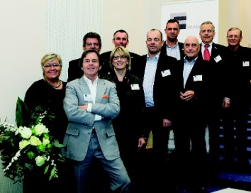 Elfie Adler (l.) and her FAMAB colleagues demand greater transparency for prices, quality and dates. (Photo: FAMAB)