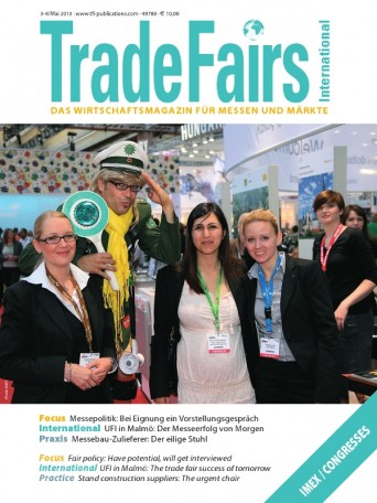 Trade Fairs International Ausgabe 3-4/2013