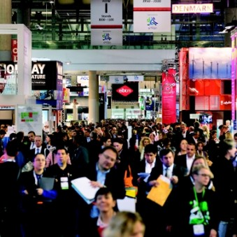 Full house: In future EIBTM is to see a less static and more balanced flow of visitor traffic. (Photo: Reed Travel Exhibitions)