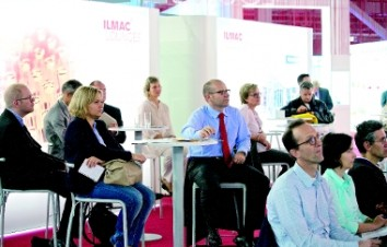 The ILMAC Lounges focus more on disseminating knowledge and networking. (Photo: MCH)