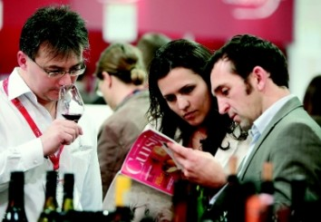 ProWein in Düsseldorf: Over half of all users find the fair's website via a search engine. (Photo: Messe Düsseldorf / ctillmann)