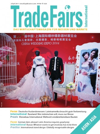 Trade Fairs International Ausgabe 2/2014
