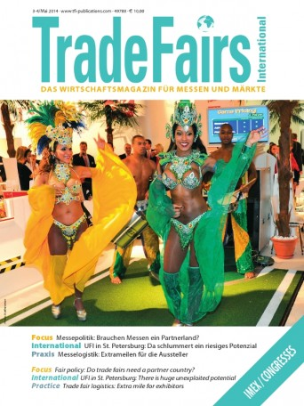 Trade Fairs International Ausgabe 3-4/2014