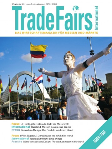 Trade Fairs International Issue 5/2014