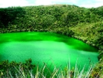 Bergsee Guatavita (Photo: Proexport Colombia)