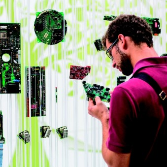 Electronica: The more technology-focused the event, the more it will be driven by research. (Photo: Messe München)