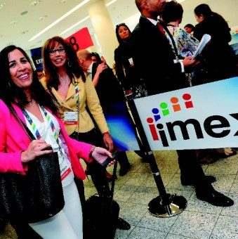 Over 9,000 professionals are expected at the most important spring event of the MICE industry in Frankfurt. (Photo: IMEX)