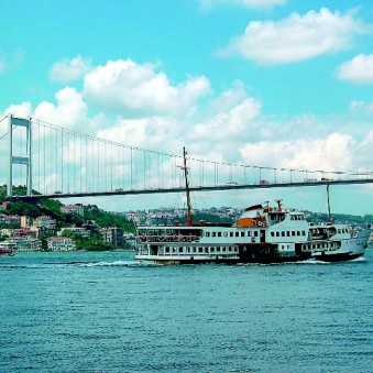 Istanbul: the gateway to Asia. (Photo: HKF)