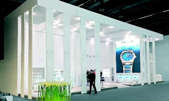 Aluvision is a leading producer of elegant, fast and easy modular exhibition systems. (Photo: Aluvision)