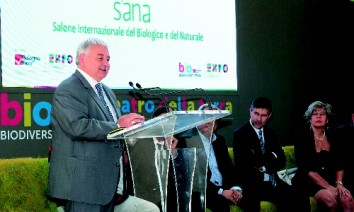 President Duccio Campagnoli likes to point out the participation of his BolognaFiere in Expo 2015. (Photo: BolognaFiere)