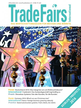 Trade Fairs International TFI Issue 5/2015