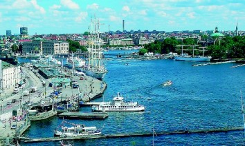 """The positive development of Stockholm as an attractive location is a key trend."" (Photo: TFI)"