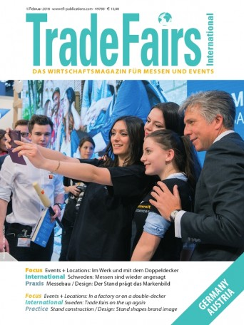 Trade Fairs International Issue 1/2016