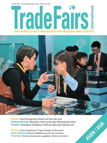 Trade Fairs International Ausgabe 2/2016