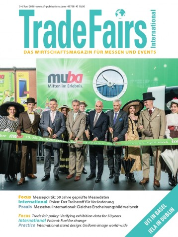 Trade Fairs International Ausgabe 3-4/2016