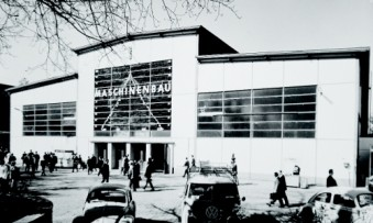 Hannover Messe 1966: The organiser Deutsche Messe was one of the first FKM members. (Photo: Deutsche Messe)