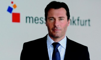 The current FKM chairman is Wolfgang Marzin, CEO of Messe Frankfurt. (Photo: Messe Frankfurt)