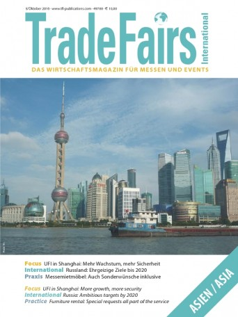Trade Fairs International Issue 5/2016