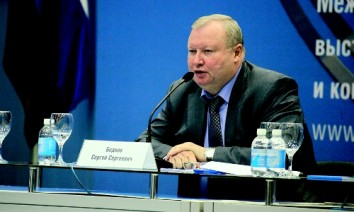 Expocentre general director Sergey Bednov has developed suggestions to boost fair activities within the BRICS states. (Photo: Expocentre)
