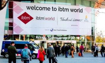 In late November ibtm world will again be welcoming international event professionals. (Photo: RTE / ibtm world)