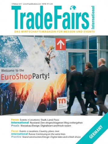 Trade Fairs International Ausgabe 1/2017