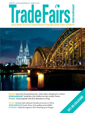 Trade Fairs International Ausgabe 2/2017