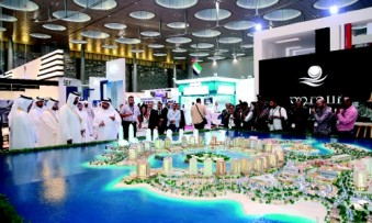 Events like real estate show Cityscape Qatar ought to benefit from the gigantic investments in infrastructure. (Photo: DECC)