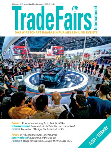 Trade Fairs International Ausgabe 3/2017