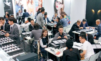 "International Optical Fair Tokyo: ""We need to minimise the expected losses caused by the 2020 Olympic Games."" (Foto: Photo: Reed Exhibitions Japan)"