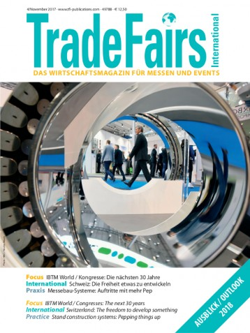 Trade Fairs International Ausgabe 4/2017