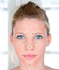 The technology can recognise a person immediately by identifying their facial features. (Photo: Bits and Splits/stock.adobe.com)