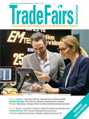 Trade Fairs International Ausgabe 1/2018