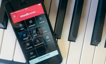 Music fair: Every event at Messe Frankfurt has its own – increasingly used – full-service app. (Photo: Messe Frankfurt)