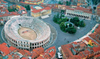 Long event tradition: Verona Arena amphitheatre is older than Rome's Colosseum. (Photo: Veronafiere)
