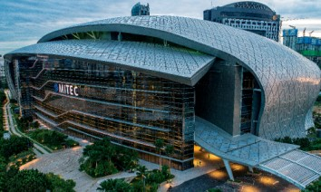 Unique architecture: MITEC is an icon of the Malaysian events industry. (Photo: MITEC)