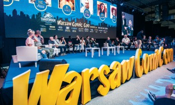 Held twice a year, Comic Con in Warsaw is considered to be the biggest pop culture festival in Poland. (Photo: Ptak Warsaw Expo)