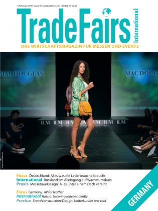 Trade Fairs International Ausgabe 1/2019