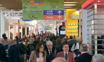 Marca by BolognaFiere posted an increase in foreign trade visitors by 17 per cent in mid January. (Photo: BolognaFiere)