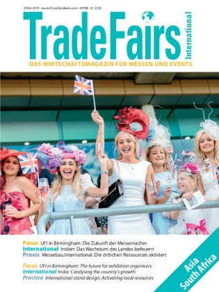 Trade Fairs International Ausgabe 2/2019