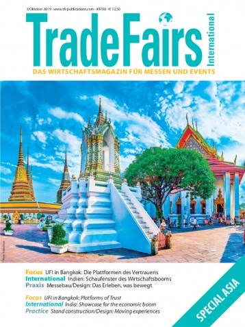 Trade Fairs International Ausgabe 3/2019