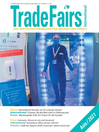 Trade Fairs International Issue 3-/2020