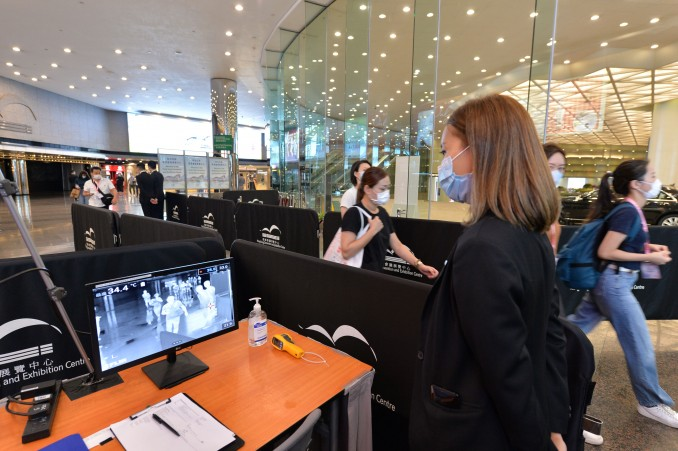 HKCEC: First exhibition since Covid-19 pandemic held successfully with preventive measures