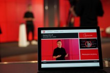 """Vodafone Sales Kick-off"" wird zum Virtual Event made by Vok Dams"