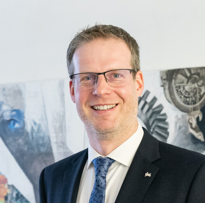 Jörn Holtmeier, managing director of AUMA.